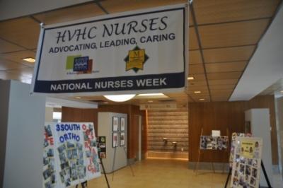 NewYork-Presbyterian/Hudson Valley Hospital Celebrates National Nurses Week