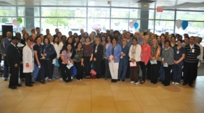 Employees Honored for Years of Service and Perfect Attendance