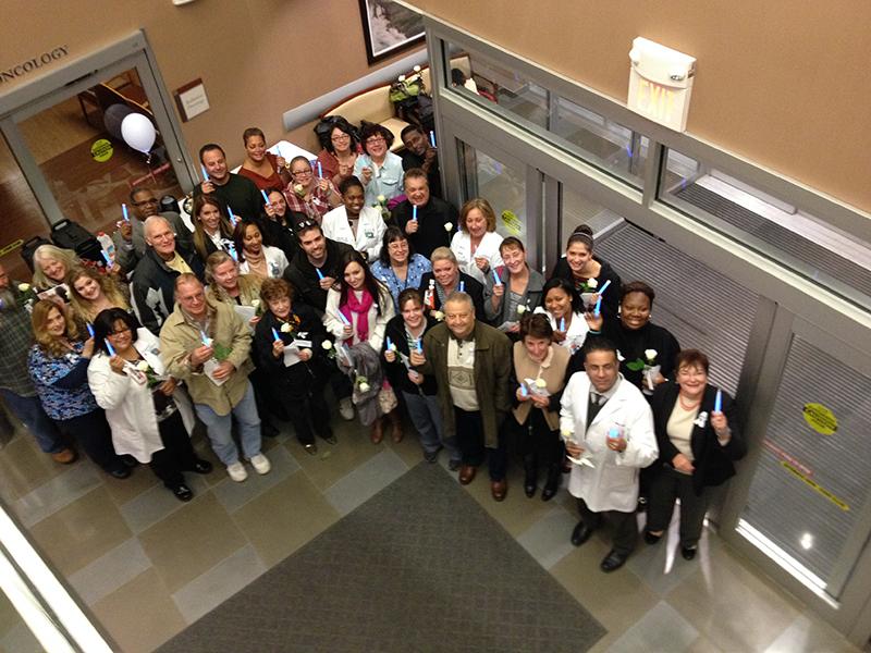 NewYork-Presbyterian/Hudson Valley Hospital Holds Interactive Health Fair for Seniors and their Families