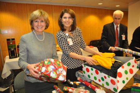 Paramount to Donate Proceeds from Holiday Performances to NewYork-Presbyterian/Hudson Valley Hospitals Santas Helpers Program