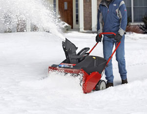 Avoid Snow Blower Injuries