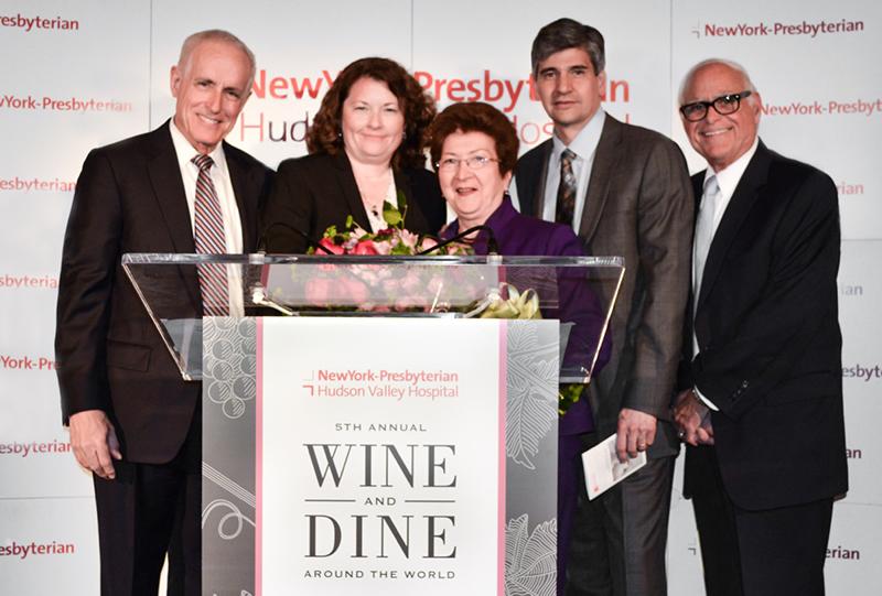 NewYork-Presbyterian/Hudson Valley Hospital Wine and Dine Around the World Raises $50,000 for Ashikari Breast Center