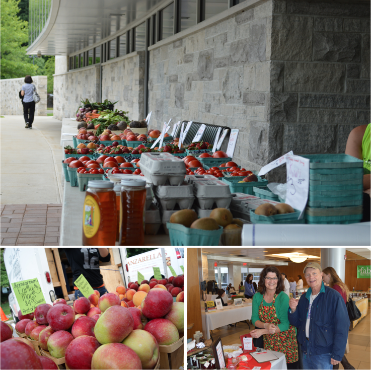 NewYork-Presbyterian/Hudson Valley Hospital Farmers' Market Opens Tuesday, May 3