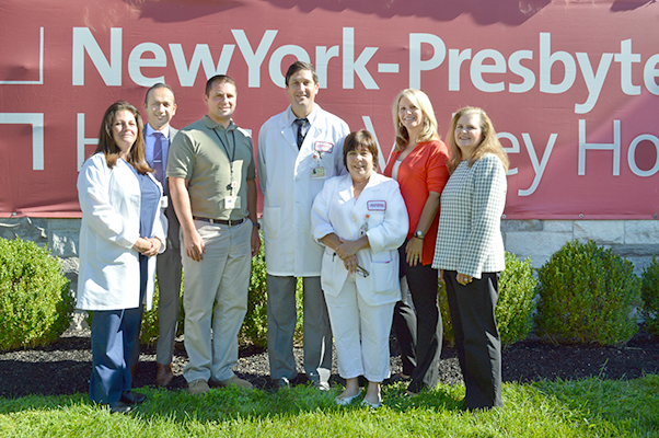 NewYork-Presbyterian/Hudson Valley Hospital receives Get With The Guidelines-Stroke Gold Plus Quality Achievement Award with Target: Stroke Honor Roll