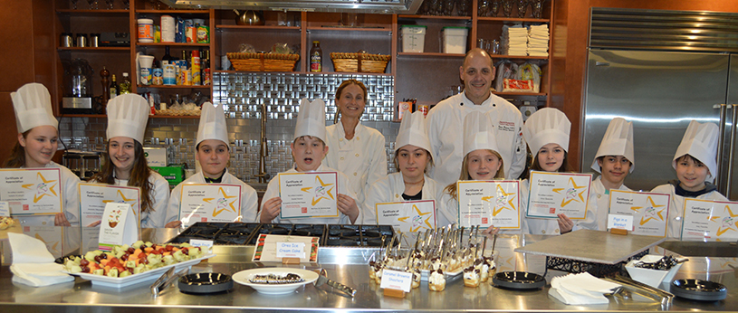 A New Batch of Young Chefs