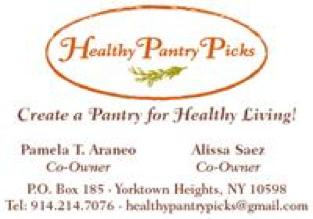 Healthy Pantry Picks