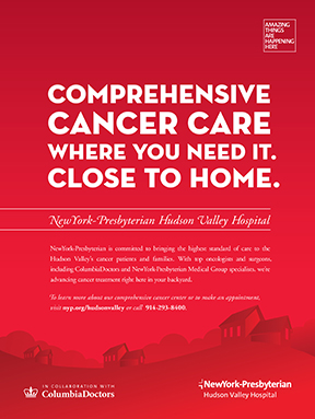 Comprehensive Cancer close to home