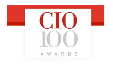 CIO 100 Awards Logo