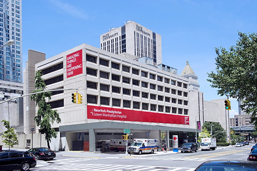 image of NYP Lower Manhattan Hospital Branch