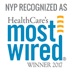 NewYork-Presbyterian Hospital is recognized as Health Care's Most Wired institutions