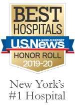 NewYork-Presbyterian Hospital is is ranked among the best hospitals in the country, according to US News & World Report.