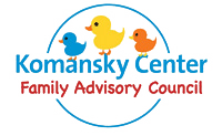 Komansky Center Family Advisory Council logo
