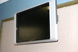 TV in Postpartum Room