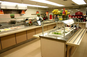 lawrence cafeteria