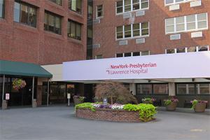 exterior of New York Presbyterian Komansky Center for Children's Health