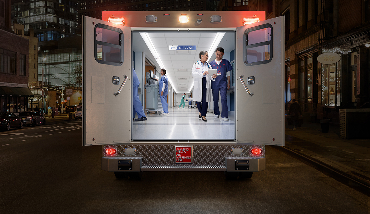 Introducing the Mobile Stroke Treatment Unit