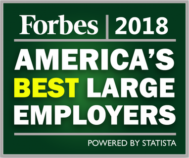 NYP Named One of America's Best Employers 2018 by Forbes Magazine