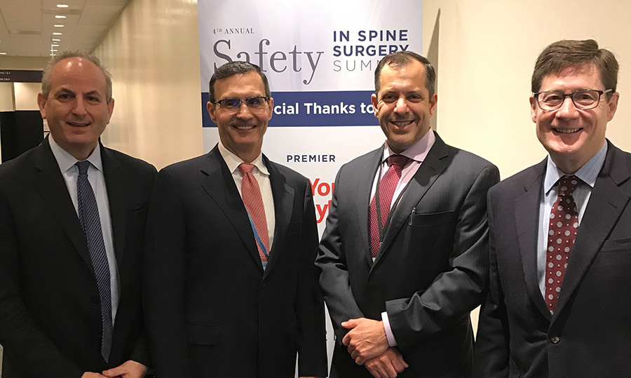 4th Annual Safety in Spine Surgery Summit