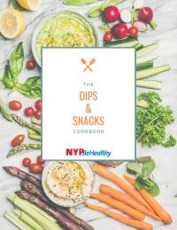 The Dips & Snacks Cookbook