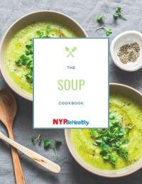 The Soup Cookbook