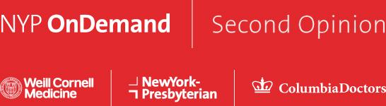 NYP Second Opinion: A Digital Analysis | NewYork-Presbyterian