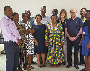 Premature Care Bundle pilot project in Tanzania