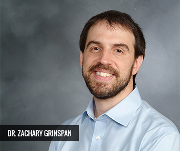 image of Dr. Zachary Grinspan