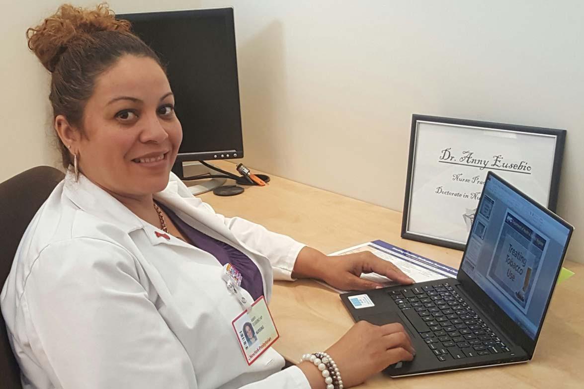Dr. Anny Eusebio, DNPP, NP, RN