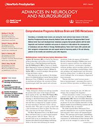 Advances In Neurology and Neurosurgery