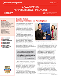 Advances In Rehabilitation Medicine