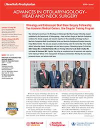 Advances In Otolaryngology - Head and Neck Surgery