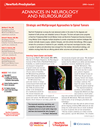 Image of page one of Advances In Neurology and Neurosurgery