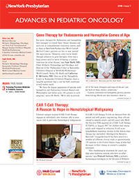 Image of page one of Advances In Pediatric Oncology