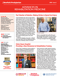 Image of page one of Advances In Rehabilitation Medicine