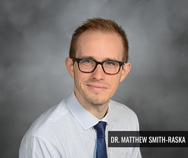 image of Dr. Matthew Smith