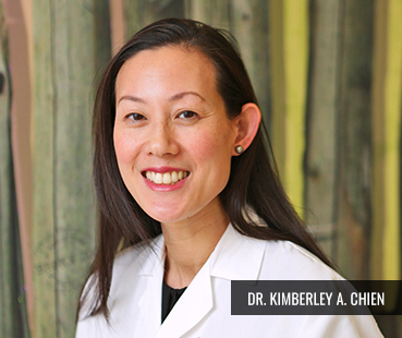 image of Dr. Kimberley A. Chien