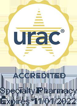 URAC Seal of Accreditation