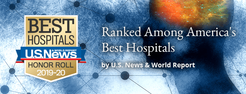 NewYork-Presbyterian: Ranked among america's best hospitals by U.S. News & World Report