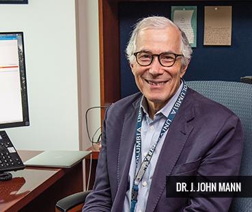 image of Dr. J. John Mann