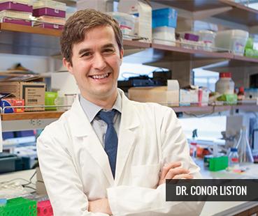 image of Dr. Conor Liston