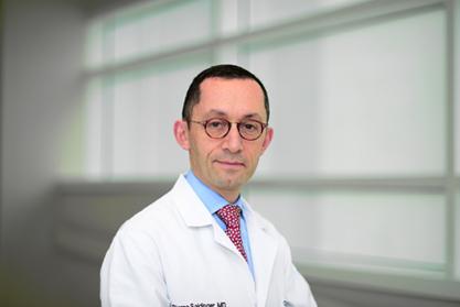 Dr. Pierre Saldinger