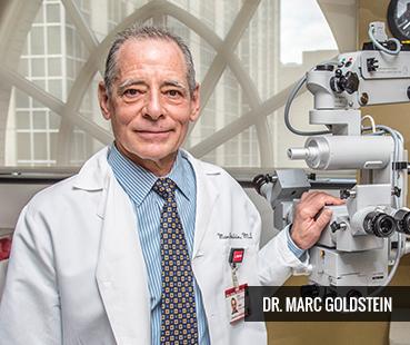 image of Dr. Marc Goldstein