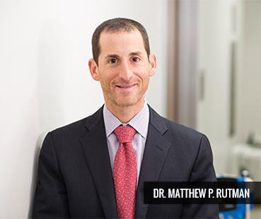 image of Dr. Matthew P. Rutman