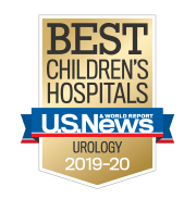 U.S. News Best Children's Hospitals - Urology