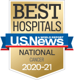 NewYork-Presbyterian was ranked among the top cancer care programs in the nation, according to US News & World Report.