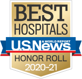 NewYork-Presbyterian was ranked among the top medical centers in the nation, according to US News & World Report.