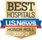 US News Honor Roll Badge