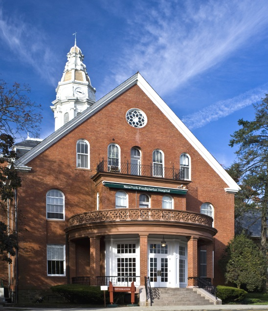 Exterior of NewYork-Presbyterian Westchester Division