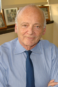 David Shaffer, MD, FRCP, FRC