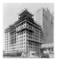 Baby Hospital Construction 1928